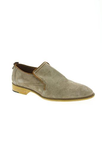 way of walking chaussures homme de couleur beige