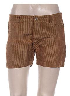 Produit-Shorts / Bermudas-Femme-ANTIK BATIK
