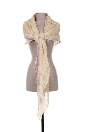 manila grace accessoires femme de couleur beige