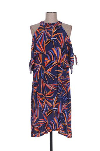sistter robes femme de couleur violet