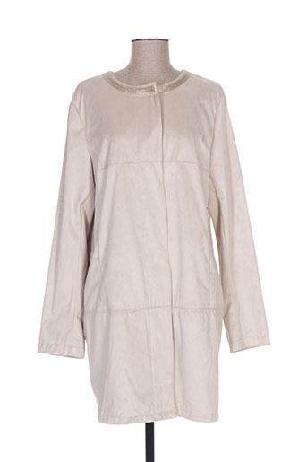 bulté vestes femme de couleur beige