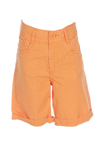 losan shorts / bermudas garçon de couleur orange