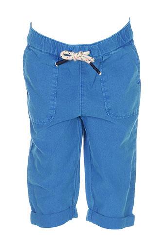 Pantalon casual bleu BILLYBANDIT pour fille