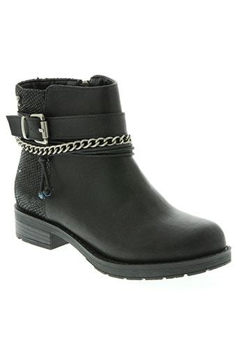 refresh chaussures femme de couleur noir