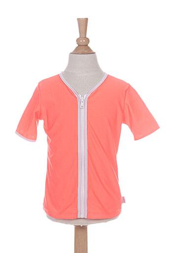 seafolly chemises fille de couleur orange