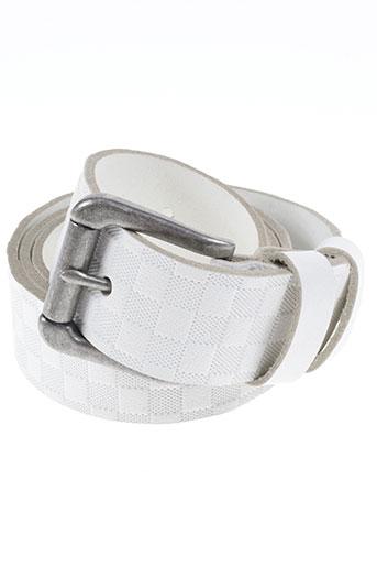 armita accessoires homme de couleur blanc