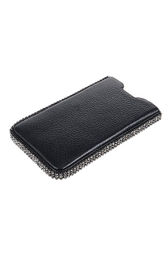 Portefeuille noir AMBROSIA PARIS pour femme
