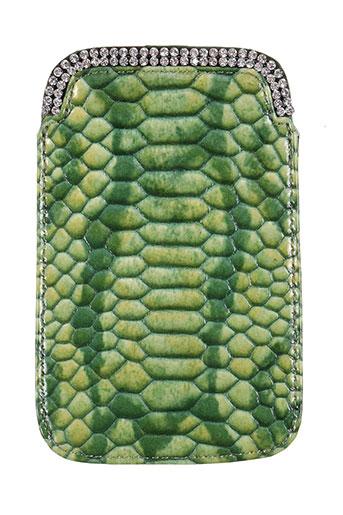 Portefeuille vert AMBROSIA PARIS pour femme