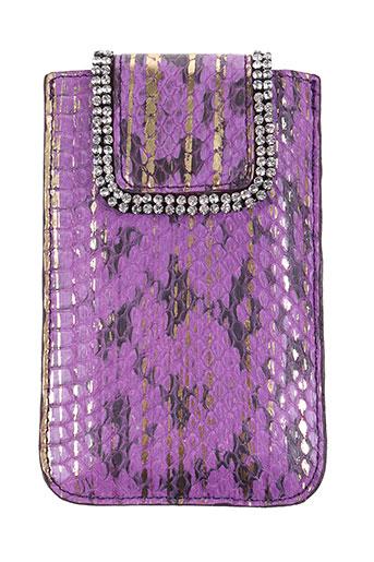 Portefeuille violet AMBROSIA PARIS pour femme