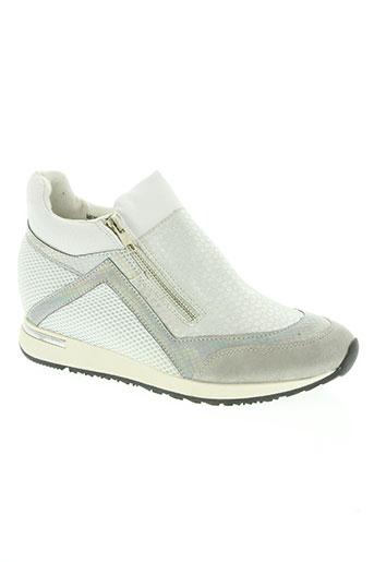r and be chaussures femme de couleur gris