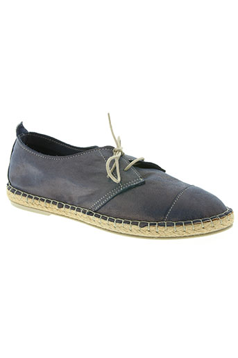 lune & l'autre chaussures femme de couleur bleu