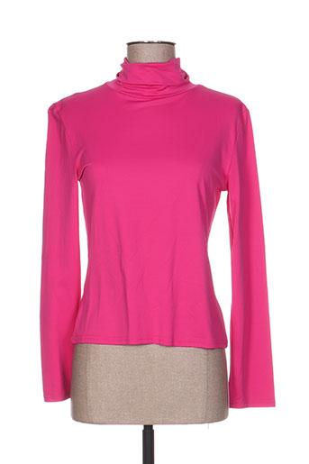 blus&blus pulls femme de couleur rose