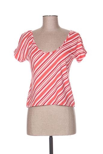 chattawak chemises femme de couleur rose