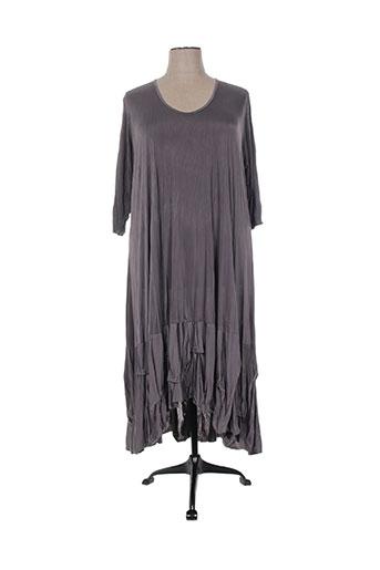 martine sam... robes femme de couleur gris