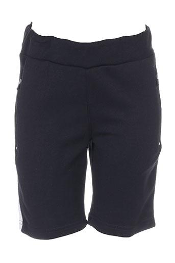 name it shorts / bermudas garçon de couleur noir