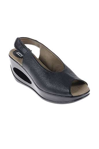 fly london chaussures femme de couleur noir