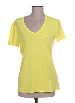 Produit-T-shirts-Femme-ARMANI