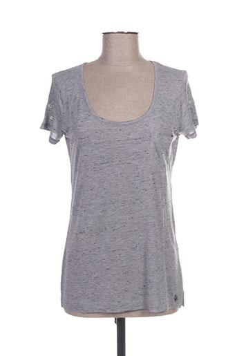 corleone t-shirts femme de couleur gris