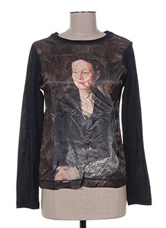 Produit-T-shirts-Femme-PAUL SMITH