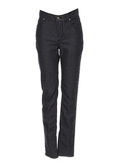 Jeans skinny gris CERUTTI pour femme
