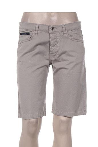 vicomte arthur shorts / bermudas femme de couleur gris