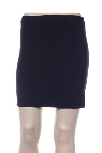patrizia pepe firenze jupes femme de couleur bleu