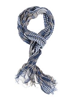 Foulard bleu SCHNEIDERS pour homme