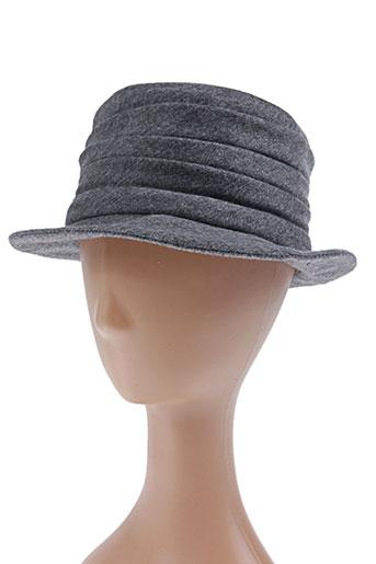 paule ka accessoires femme de couleur gris
