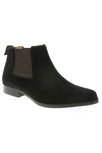 heschung chaussures femme de couleur marron