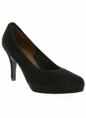 Escarpins noir ACCESSOIRE DIFFUSION pour femme