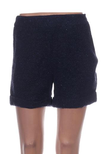 Short bleu BY ZOE pour femme