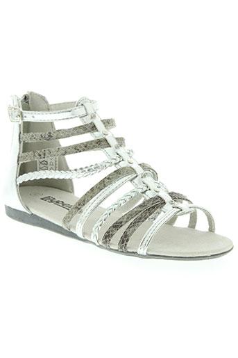 lilybellule chaussures fille de couleur gris