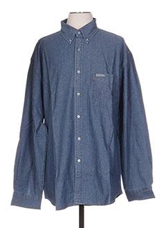 Produit-Chemises-Homme-ETHNIC BLUE