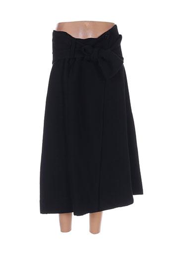 sarah pacini jupes femme de couleur noir