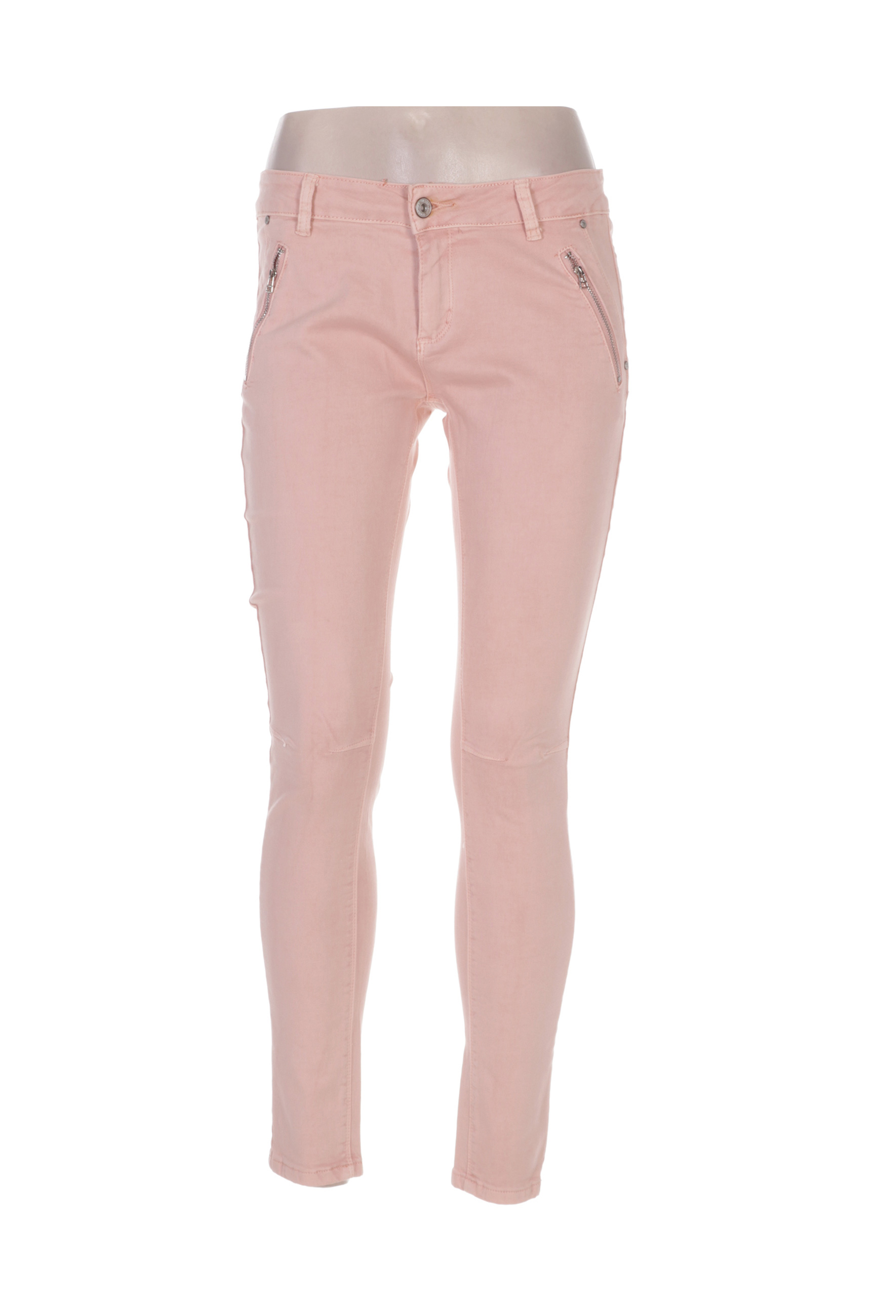 Pantalon 7/8 femme Regular rose taille : 42 14 FR (FR)