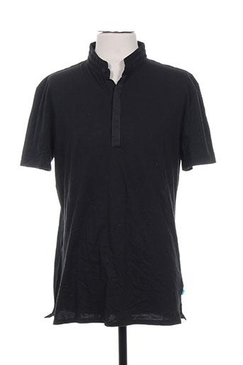 esprit t-shirts homme de couleur noir