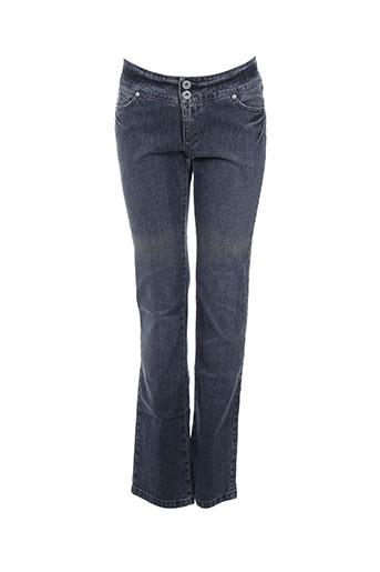 la brigada internacional jeans femme de couleur bleu