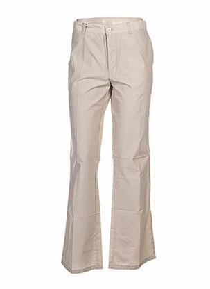 Pantalon casual beige BUFFALO pour femme