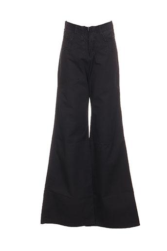 Pantalon casual noir BEYOUK pour femme