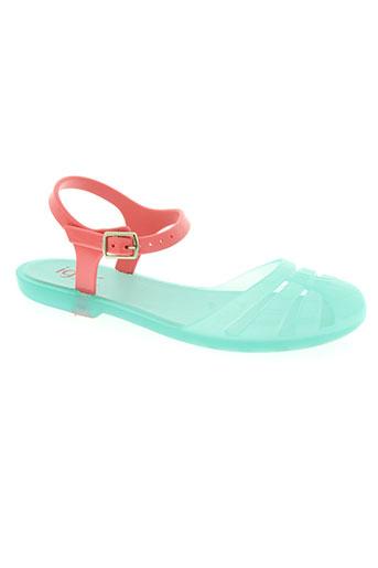 igor chaussures femme de couleur rose
