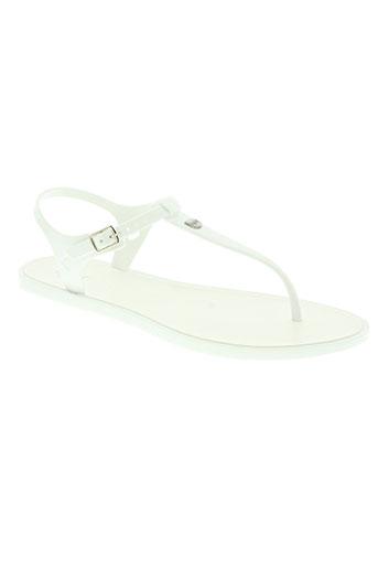 igor chaussures femme de couleur blanc