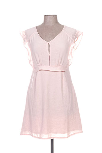 rue mazarine robes femme de couleur rose