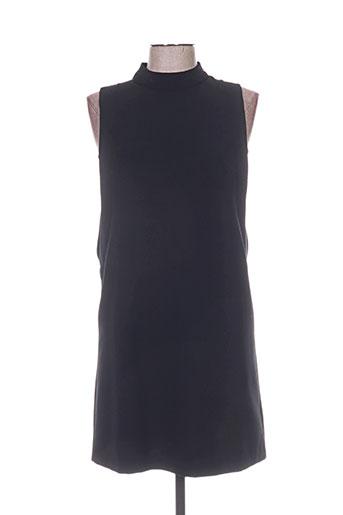 sinequanone robes femme de couleur noir