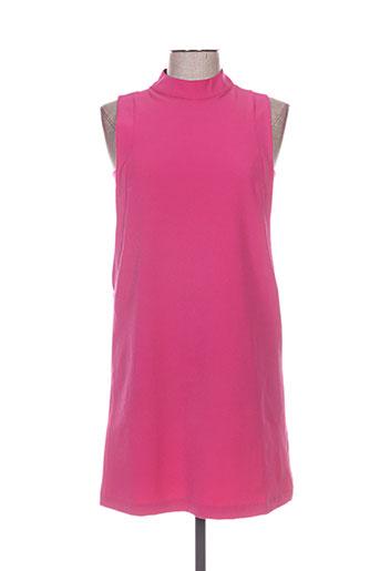 sinequanone robes femme de couleur rose