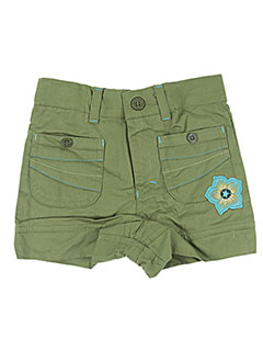 Produit-Shorts / Bermudas-Fille-CALIN CALINE