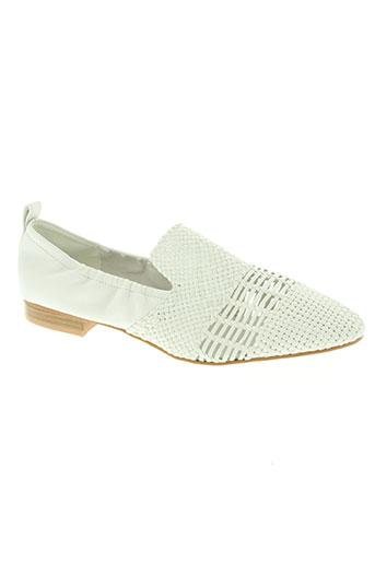 what for chaussures femme de couleur blanc