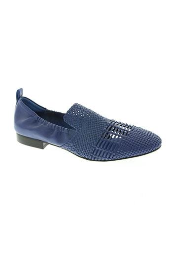 what for chaussures femme de couleur bleu