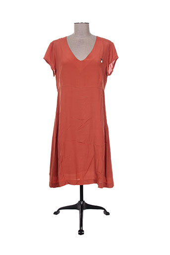 voodoo robes femme de couleur orange