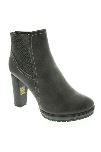 erynn chaussures femme de couleur gris