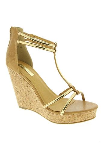 bellucci chaussures femme de couleur marron